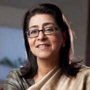 Naina Lal Kidwai is Commissioner, Global Commission on the Economy and Climate; Chairman, Max Financial Services; Chairman, FICCI Water Mission