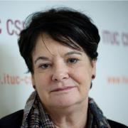 Sharan Burrow is a member of the Global Commission on the Economy and Climate